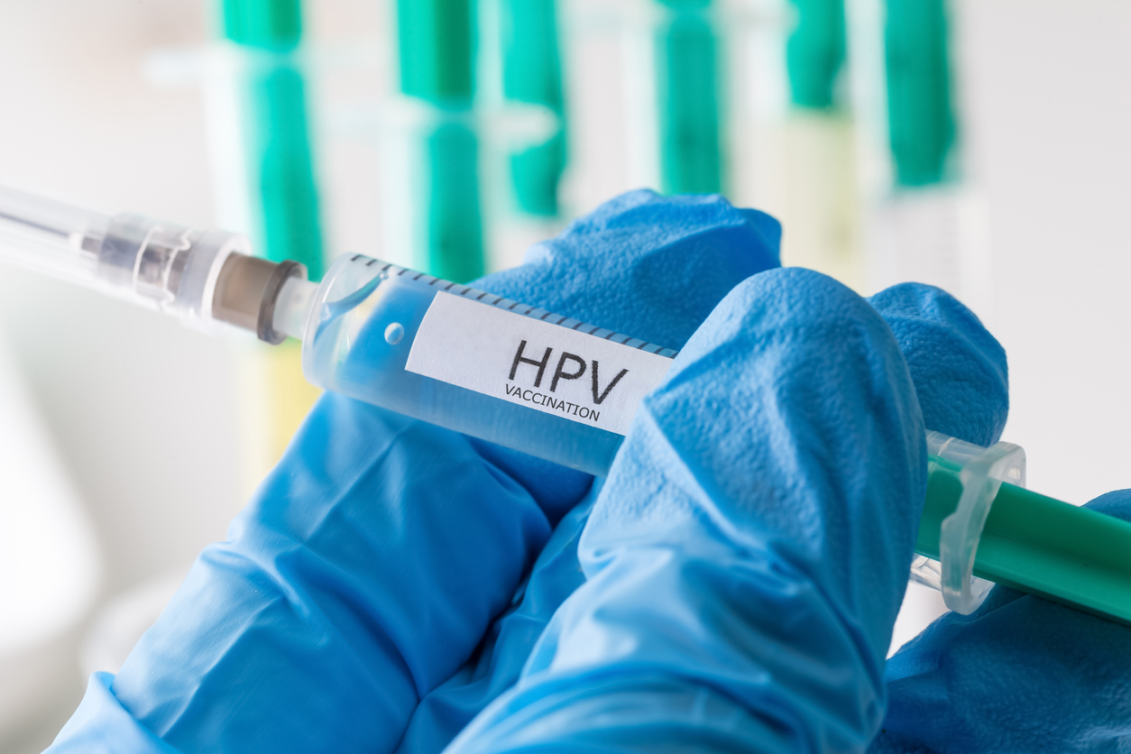 HPV vaccination programme in Scottish schools appears to be working